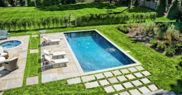 Où installer sa piscine dans son jardin ?