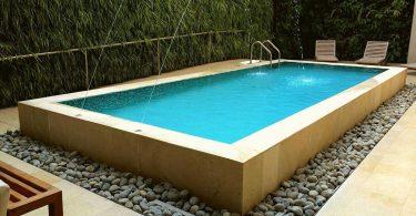 Pourquoi choisir une piscine carrée?