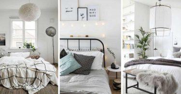 Quelle décoration pour une chambre blanche??