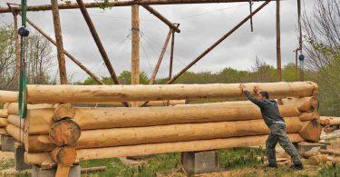 Comment construire une cabane en rondins soi-même?