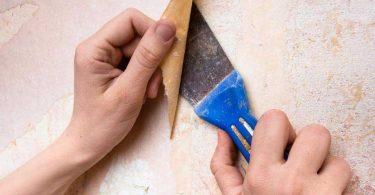 Comment décoller soi-même le papier peint ?