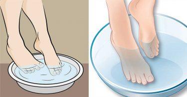 Soigner vos pieds avec cette recette fait maison