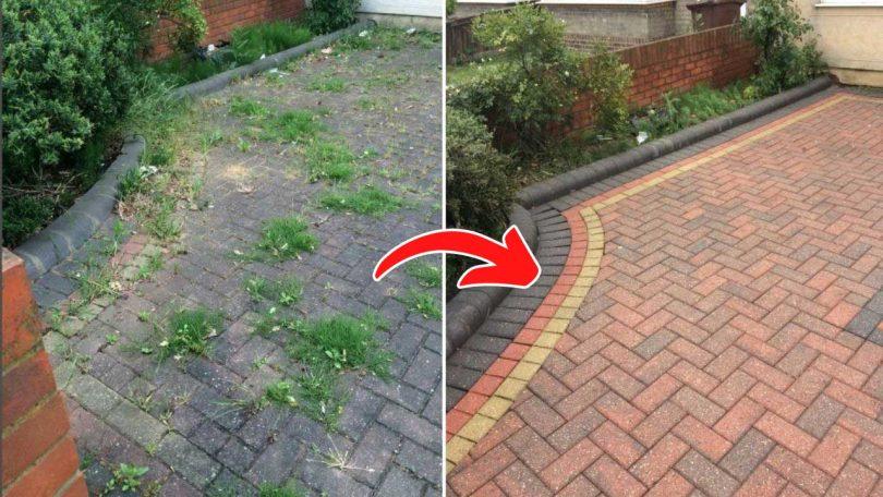 Comment enlever les mauvaises herbes des trottoirs ?