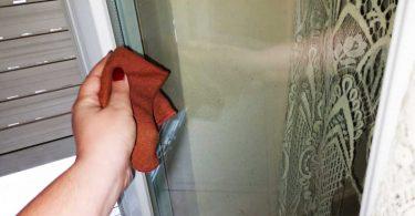 Comment enlever les taches sur les vitres ?