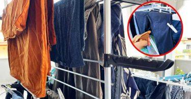 Comment enlever l'odeur de moisi sur les vêtements ?