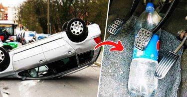 Voici pourquoi il est important de ne plus laisser de bouteilles d'eau trainer dans la voiture